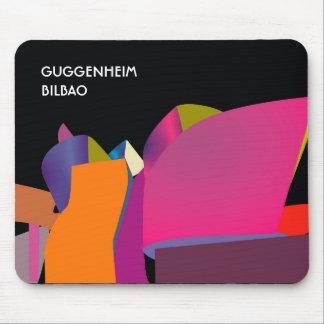 Guggenheim Bilbao Tapis De Souris