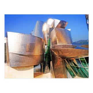 Guggenheim Museum Bilbao Postcard