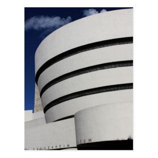 Guggenheim Museum in New York City Postcard