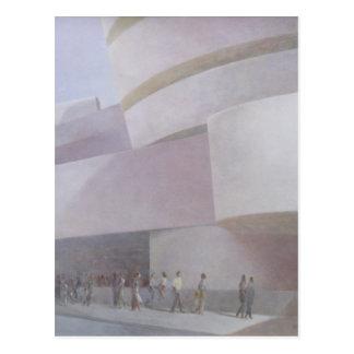 Guggenheim Museum New York 2004 Postcard