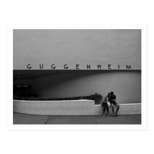 Guggenheim Museum, NYC Postcard