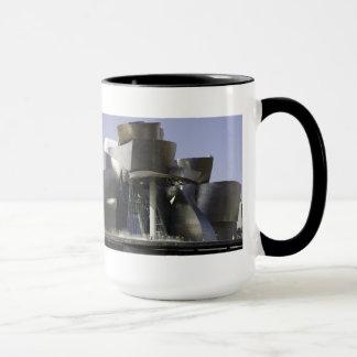 Guggenheim Museum Panorama Mug