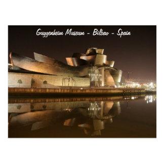Guggenheim Postcard