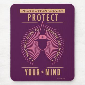 Guide de charme de protection tapis de souris