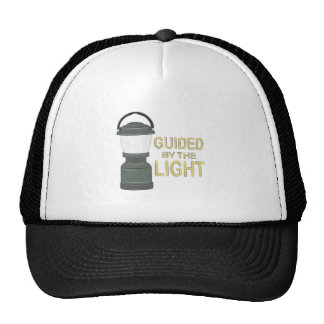 Guided By Light Trucker Hat
