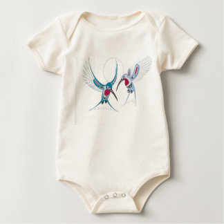 guides baby bodysuit