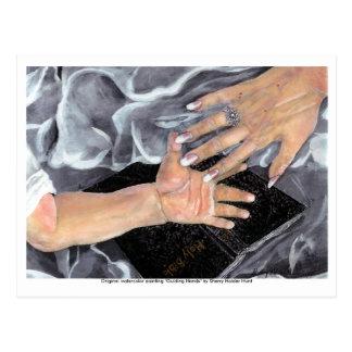 Guiding Hands Postcard
