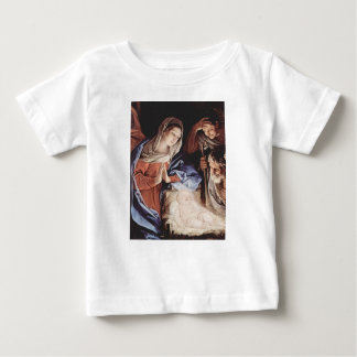 Guido_Reni_Birth Of Christ Baby T-Shirt