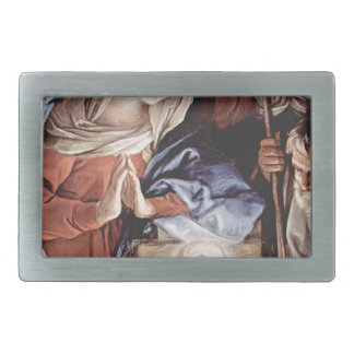 Guido_Reni_Birth Of Christ Belt Buckle