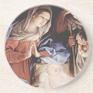 Guido_Reni_Birth Of Christ Coaster