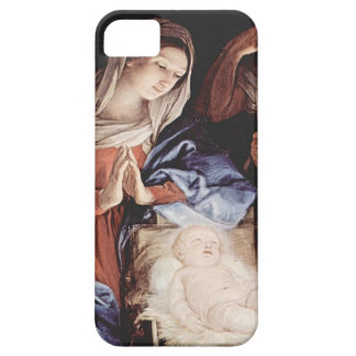 Guido_Reni_Birth Of Christ iPhone 5 Cover