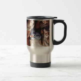 Guido_Reni_Birth Of Christ Travel Mug