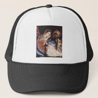 Guido_Reni_Birth Of Christ Trucker Hat