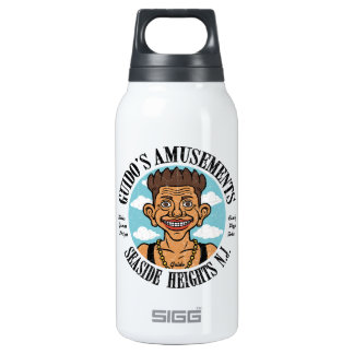 Guido's Amusement Insulated Water Bottle