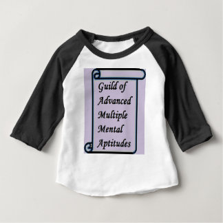 Guild of Advanced Multiple Mental Aptitudes store Baby T-Shirt