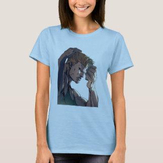Guile Combing Hair T-Shirt