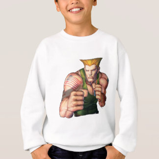 Guile With Fists Sweatshirt