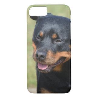 Guileless Rottweiler iPhone 7 Case