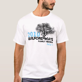Guilford-Mays Family Reunion T-Shirt