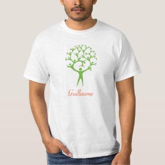 Guillaume : Francais T Shirts