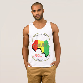 Guiluxe Beer of Guinea Men's Tank (Light Color)