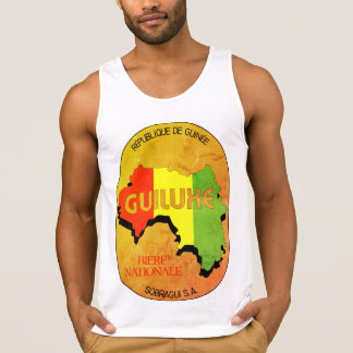 Guiluxe Beer of Guinea Men's Tank Top