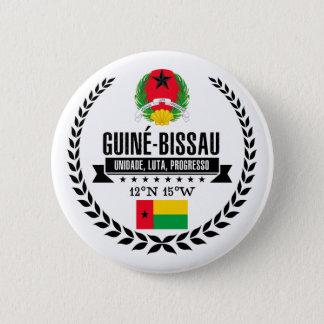 Guinea-Bissau 2 Inch Round Button