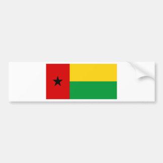 Guinea-Bissau Bumper Sticker