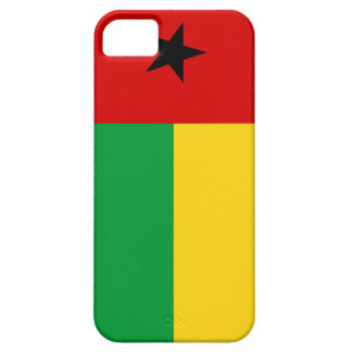 Guinea-Bissau country flag nation symbol long guin iPhone 5 Case
