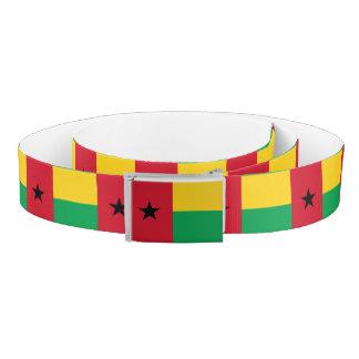 Guinea-Bissau Flag Belt