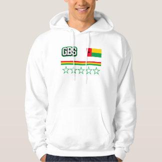 Guinea-Bissau Flag Hoodie