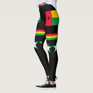 Guinea-Bissau Flag Leggings