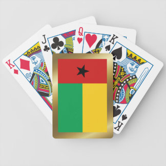 Guinea-Bissau Flag Playing Cards