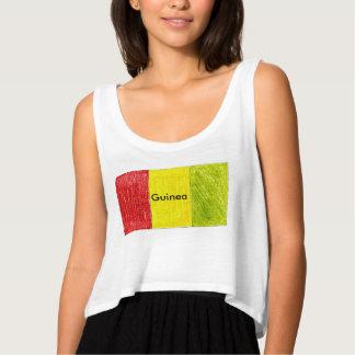 Guinea Flag Tank Top