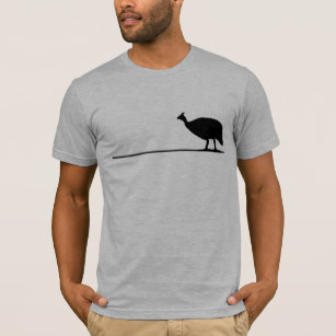 Guinea Fowl - Front only T-Shirt
