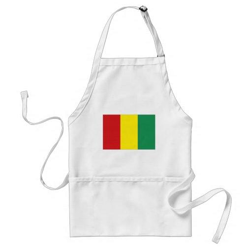 Guinea National Flag Aprons