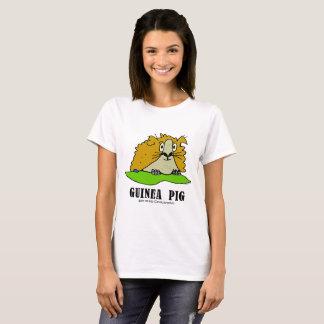 Guinea Pig by Lorenzo Women's T-Shirt