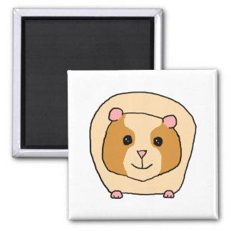 Guinea Pig Cartoon. Magnet