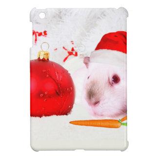 Guinea Pig Christmas iPad Mini Cases