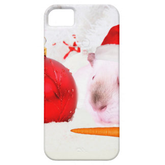 Guinea Pig Christmas iPhone 5 Covers