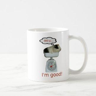 Guinea Pig Health Coffee Mug