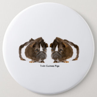 Guinea pig image for Colossal Round Badge 6 Inch Round Button