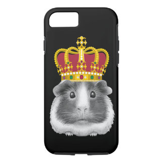 Guinea Pig in a Crown iPhone 8/7 Case