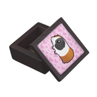 Guinea Pig Love (smooth hair) Premium Gift Boxes