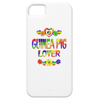 Guinea Pig Lover iPhone 5 Covers