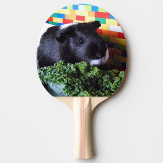 Guinea Pig Ping Pong Paddle