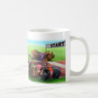 Guinea Pig Race Coffee Mug