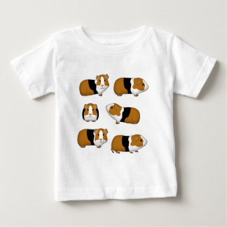 Guinea pig selection baby T-Shirt