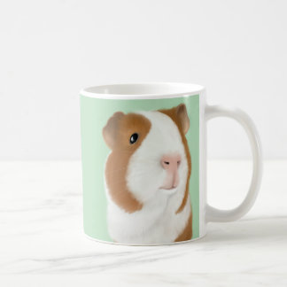 Guinea-pig sulks coffee mug
