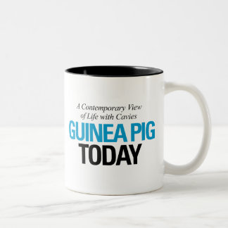 Guinea Pig Today Logo Mug